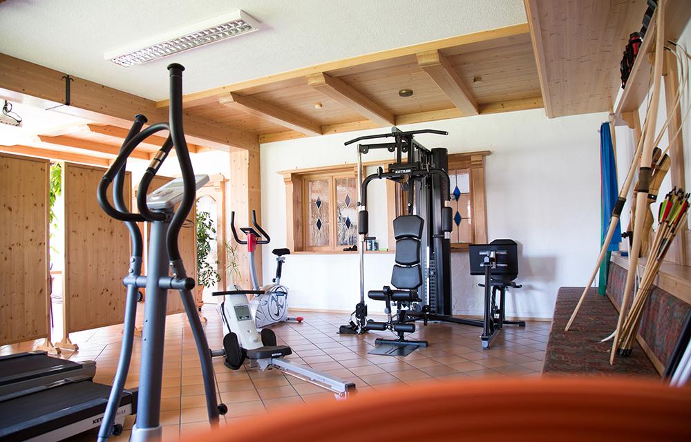 Fitnessraum der GA Dr. Albrecht