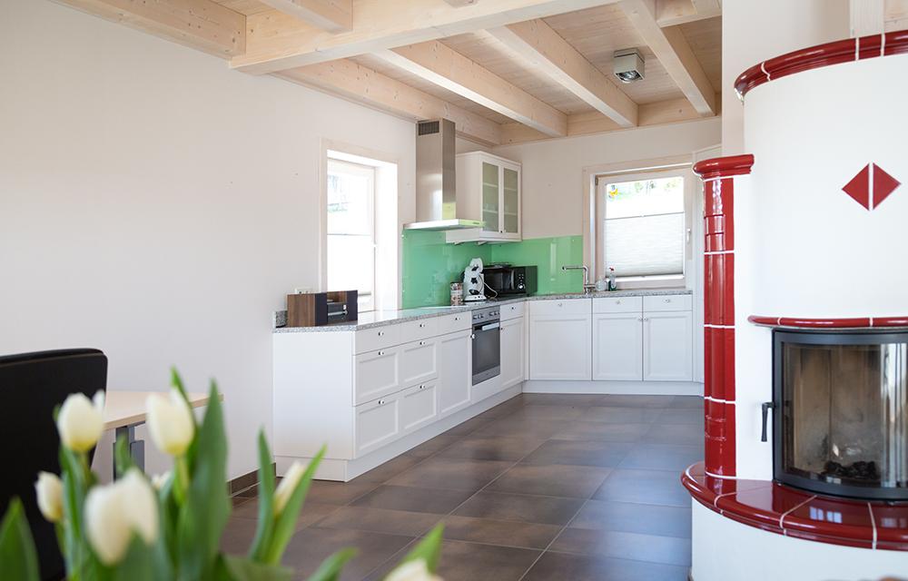 Küche Exklusiv Apartment in der Gesundheitsakademie Dr. Albrecht