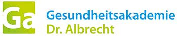 Gesundheitsakademie Dr. Albrecht Logo